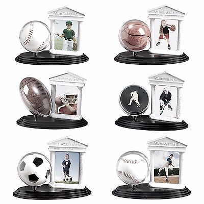 Custom Sports Photo frame Trophy Plack Baseball Soccer Basketbal Footbal Hockey