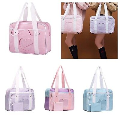 Ita Bag Heart Girls Large Laptop Purse School Bags for Cosplay Christmas - Bags For Christmas