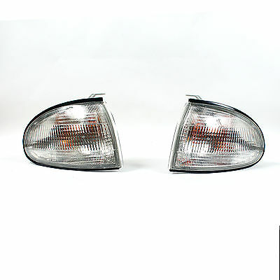 New Turn Signal Light Lamp Set(RH & LH) for 1995~1999 Accent 3 Door