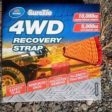 Recovery Strap 9M 10,000kg Brand New - FREE DELIVERY Greens Creek Gympie Area Preview
