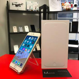 Great Condition iPhone 6 Plus 128G Gold with Box and Accessories