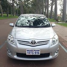 2011 Toyota Corolla Ascent Sport Hatchback (Auto) Nedlands Nedlands Area Preview