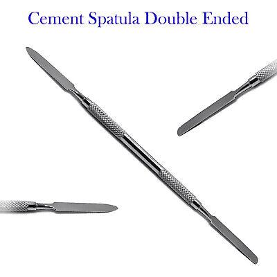 Dental Cement Spatula Bone Mixing Waxing Cravers Restorative Surgical Instrument