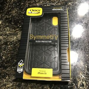 New Otter box symmetry iPhone XR case