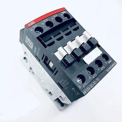Abb Af09-30-10-13 Contactor Iec 100 - 250 Vac Vdc