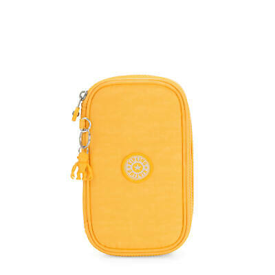 Kipling 50 Pens Case Vivid Yellow