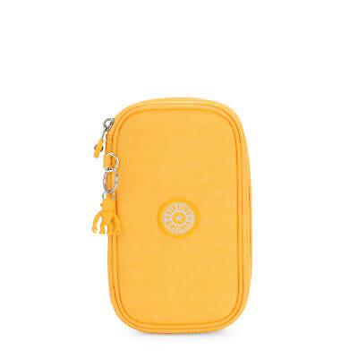 Kipling 50 Pens Case Vivid Yellow