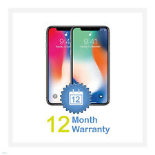 Apple iPhone X (iPhone 10) 64/256GB All Colours (Unlocked) Smartphone