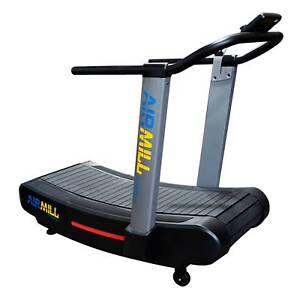 Brand New Airmill Air Runner - Curved Treadmill