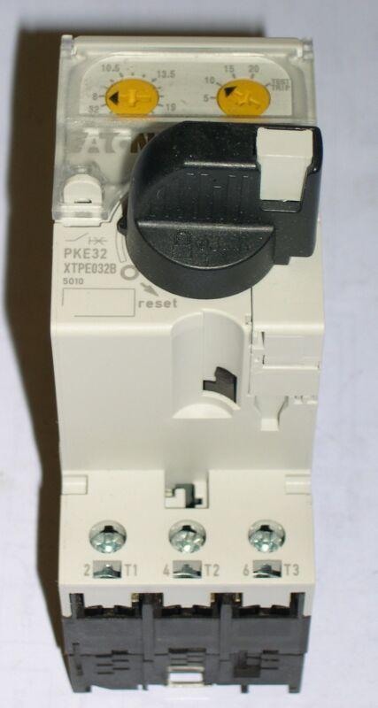 EATON, XTPE032BCS, ELECTRONIC MANUAL MOTOR PROTECTOR