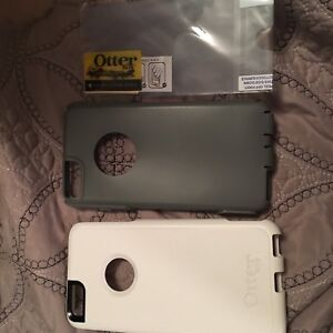 Authentic Otterbox Commuter Case for IPhone 6Plus
