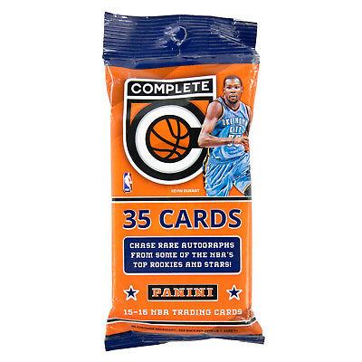 2015-16 Panini Complete Basketball 35 Card Jumbo Pack