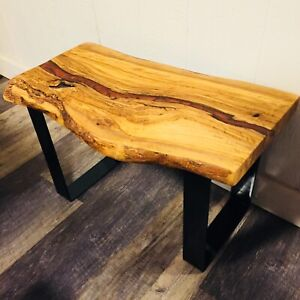 Statement Live Edge Table or Bench - Offers Welcome