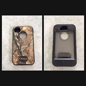 iPhone 4/4s Otterbox Defender Camo