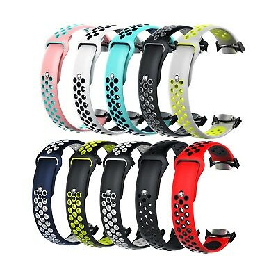 Silicone Sports Watch Band For Samsung Gear S2 SM-R720 / SM-R730 with Adapter ()