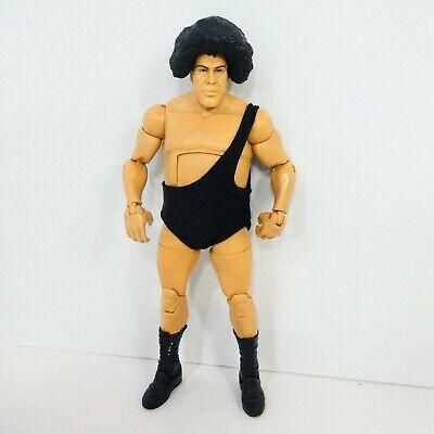 WWE Elite Andre The Giant Series 29 Mattel 8in. Figure Flashback Legends WWF