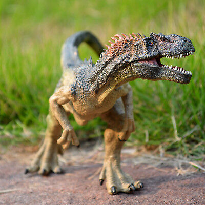 Action Figure Model Realistic Allosaurus Toy Dinosaur Dino Figures Top Best (Best Toy Actions)