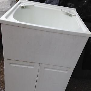SINGLE LAUNDRY TUB Mysterton Townsville City Preview