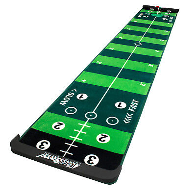 VariSpeed Golf Putting System - Practice 4 Different Speeds On One Mat!