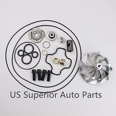 94~03 Ford Powerstroke 7.3L GTP38/TP38 Turbo Billet Compressor Wheel Repair Kit