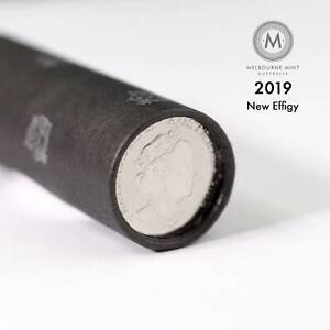2019 JODY CLARK EFFIGY 10c Cotton/Co Coin Rolls