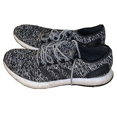 Adidas Pure Boost Mens Size 14 Running Shoes Athletic Sneakers EUC