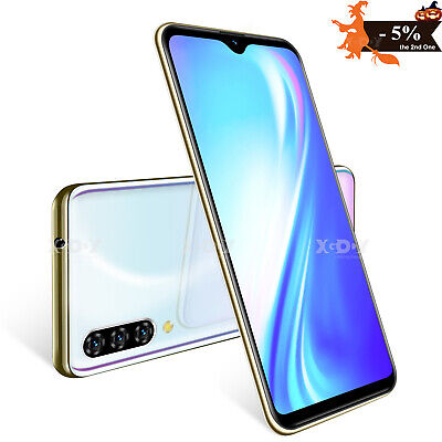 "Note 7 16GB 6.3"" Android 9.0 Unlocked Smartphone Cell Phone"