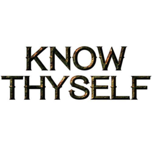 Know Thyself Masonic Bumper Sticker - [6
