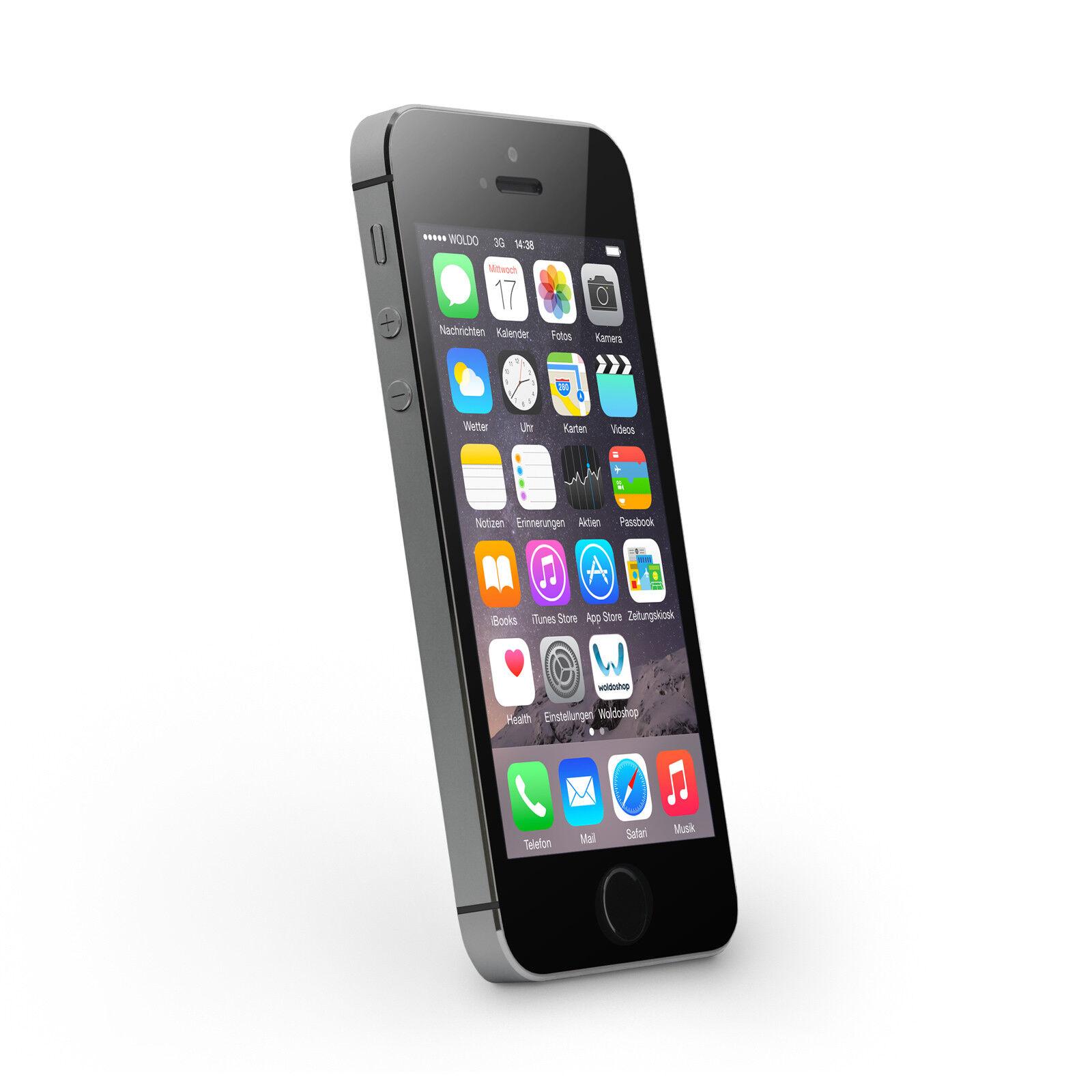Apple iPhone SE 32GB spacegrey Neu Ohne Simlock Ohne Vertrag