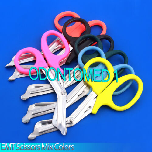 12 EMT Shears Scissors Bandage Paramedic EMT Supplies