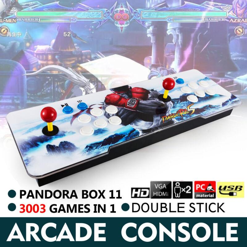 2020 New Version Pandora Box 3003 Games Retro Video Double Stick Arcade Console