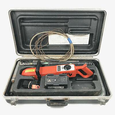 Spy 780 Portable Holiday Detector Pipeline Inspection Leak Detector 1 Kv To 5 Kv