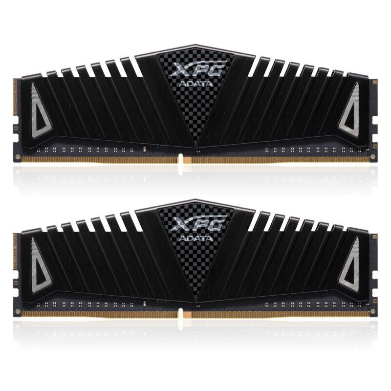 XPG Z1 Desktop Memory: 16GB (2x8GB) DDR4 3000MHz CL16 Black