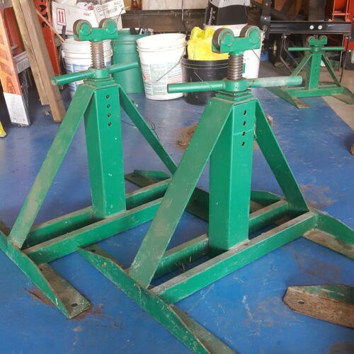 "Greenlee 683 54"" Adjustable Reel Stand -"