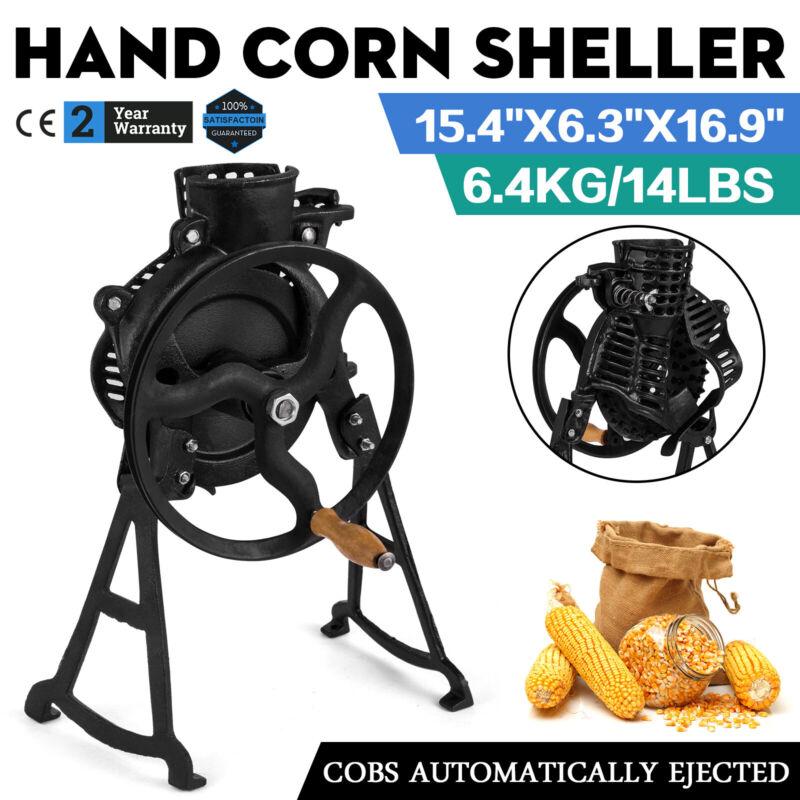 VEVOR Heavy Duty Manual Farm Hand Corn Sheller Fare Tool Hand Crank Primitive
