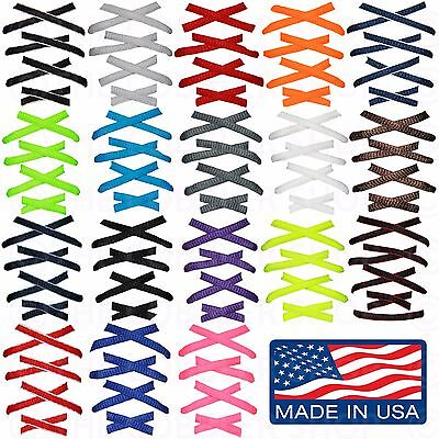 OVAL Athletic Sport Laces -Best Shoelaces for all SPORT SHOES! Made in