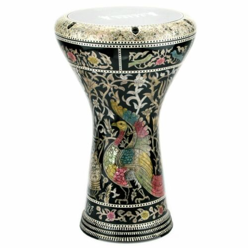 M26 Drum Darbuka tabla doumbek mother of pearl Gawharet El Fan free bag 17 inch