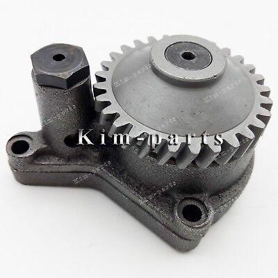 Oil Pump For Backhoe 27d 35d 35g 50d Compact Excavator 4475 5574 Skid Steer
