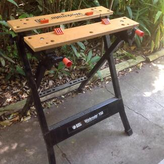 Foldable Workmate bench