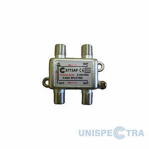 3-WAY-SPLITTER-TV-CABLE-NTL-VIRGIN-DBOX-FREEVIEW-5-1000MHz-WITH-DC-PASS