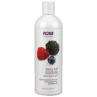 Berry Full Conditioner - NOW Foods Berry Full Conditioner, 16 fl. oz.
