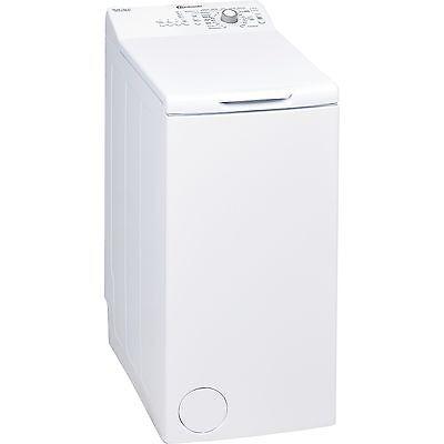 Bauknecht WAT Prime 550 SD, Waschmaschine, weiß