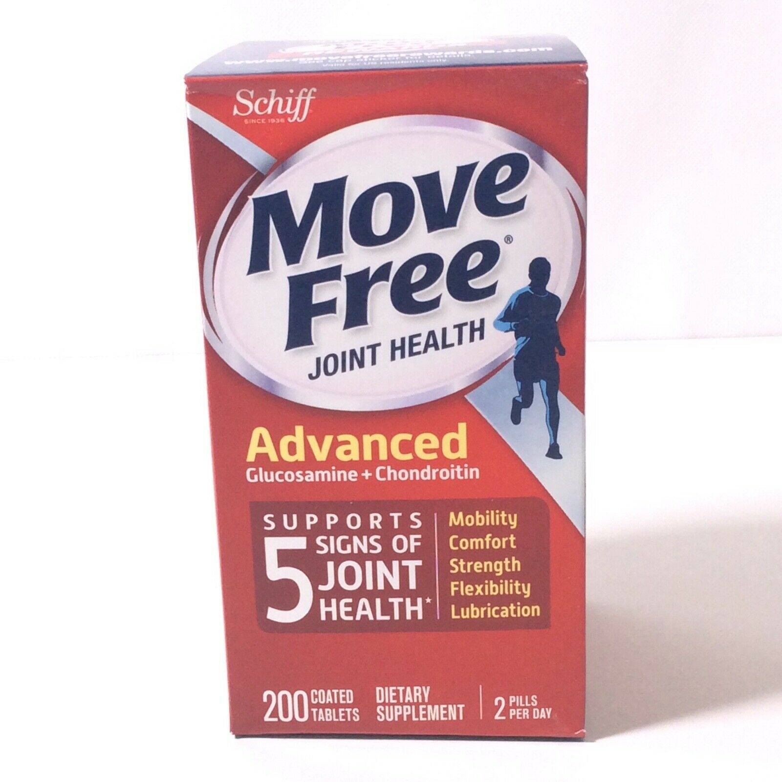 Schiff Move Free Advanced Joint Health Glucosamine Chondroit