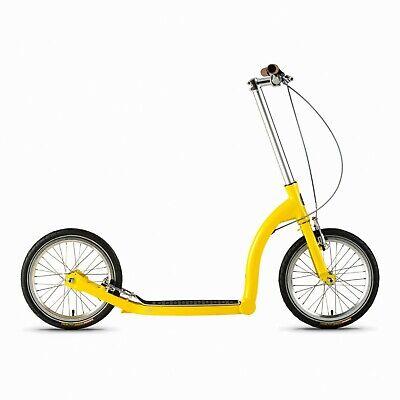 Fitness Adult Scooter | SwiftyZERO MK2 | Swifty Scooters | Sunrise Yellow