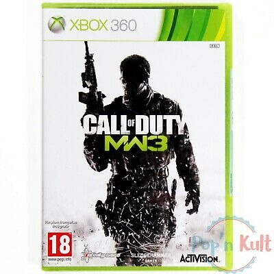 Jeu Call of Duty : Modern Warfare 3 [VF] sur Xbox 360 NEUF sous Blister