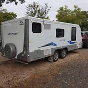 Jayco poptop caravan Bundaberg Surrounds Preview
