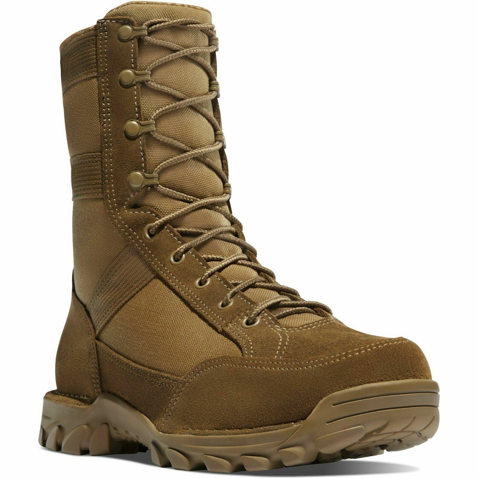 """Danner Men's 51514 Rivot TFX 8"""" Coyote 400G Waterproof Shoes"""