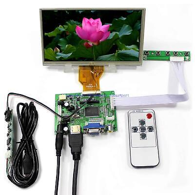 7 Inch Lcd Display Touch Screen 1024600 For Raspberry Pi 4 B All Platform Pc