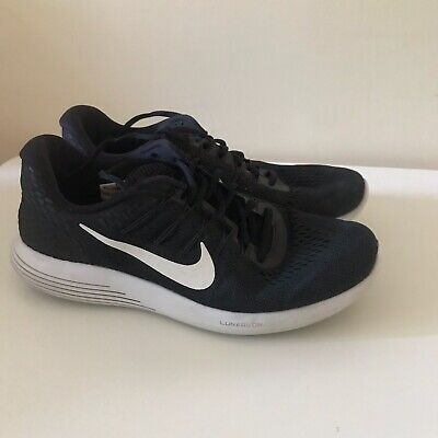 NIKE Lunarglide 8 Trainers Running Shoes Size UK 9.5 for sale  Shipping to Nigeria
