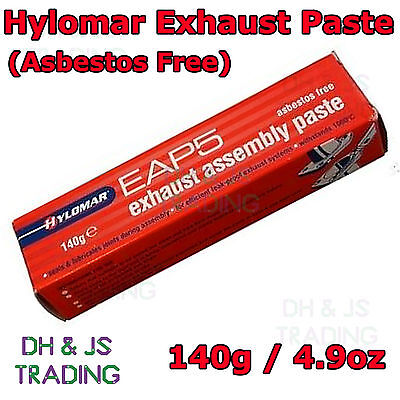 Hylomar EAP5 Exhaust Assembly Paste 140g Asbestos Free 4.9oz High Quality